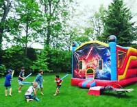 Inflatables & Party Rentals!