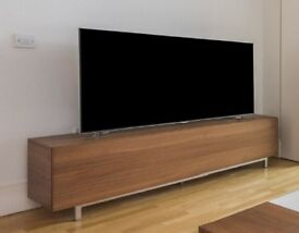 Walnut BoConcept TV Unit - Good condition