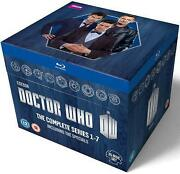 Doctor Who Season 1-6