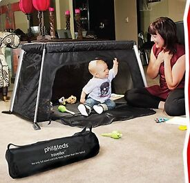 Phil and Teds Traveller cot
