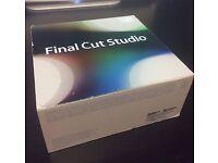 Final cut studio pro 7