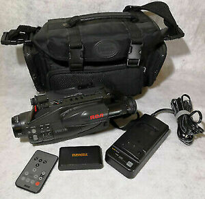 RCA Pro 8 Camcorder 8mm Video Camera
