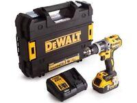 Dewalt 18v combi drill pack