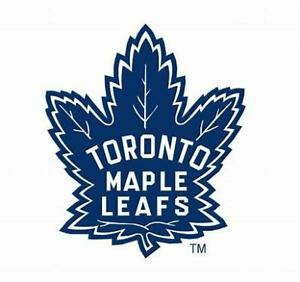 Leafs vs Bruins - Game 6 April 21 - ROW 1!  Section 304.