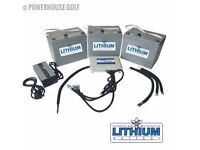 Battery - 36v 48Ah Lithium Battery Pack inc. Charger FOR SALE