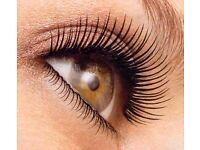 Eyelash extension (2D-8D) Andover