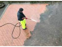 POWER WASH/ DRIVEWAY CLEANING / GUTTER CLEANING, CONSERVATORY, CLADDING, DECKING, & FASCIA CLEANING