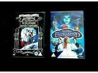 2 DISNEY KIDS DVD MOVIES