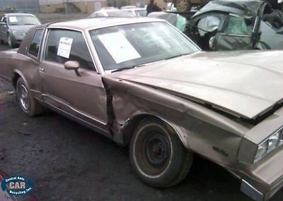 Used 1985 Chevrolet Monte Carlo Suspension and Steering