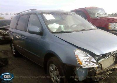 06-08 09 10 11 12 14 Kia Sedona Driver's (Left) Rear Sliding Door Glass 279808