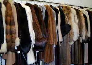 Looking for unwanted FUR coats (ripped torn ok)