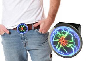 New-Fancy-Mini-Pocket-Plasma-Disk-Sensor-Lighting-Plate ...