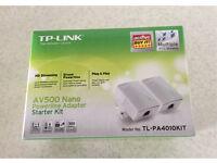 AV500 Nano Powerline Adapter Kit