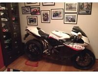 Mv agusta 1078rr f4 as new