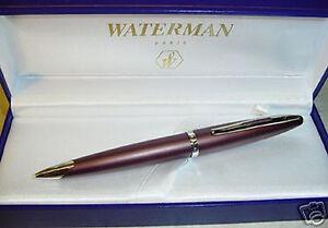 Waterman Carene Pencil - Copper Brown
