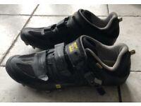 Mavic mtb cycling shoes