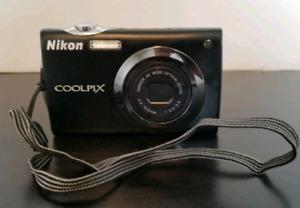 Nikon Coolpix S4000 12 Mega Pixel Digital Camera