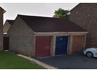 Garage / Lock-Up / Storage / Parking - Worle