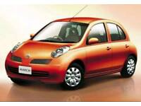 wanted nissan micra