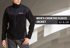 Men's Choktoi Fleece JACKET