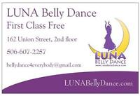 Get in Shape and Feel Beautiful with Belly Dance
