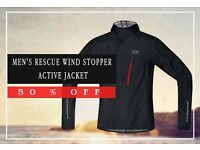 Men's Rescue Wind Stopper Active JACKET