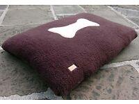 Earthbound dog bed