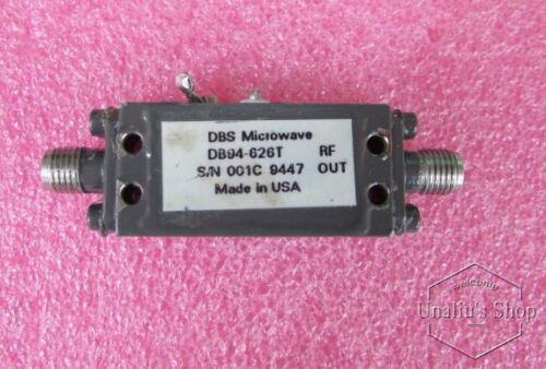 250Mhz-4.2GHz 35dB SMA Radio frequency low noise amplifier
