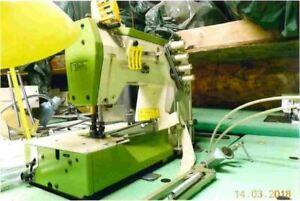 MACHINES À COUDRE INDUSTRIELLES / INDUSTRIAL SEWING MACHINES