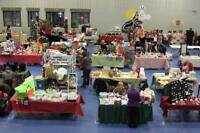 The Crafters Train & Vendors Christmas Market