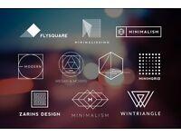 Advertising graphic Designer for Professional Logo at 200£