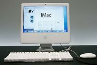 old 2006 imac decent condition still working - no keyboard