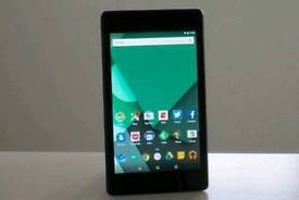 Nexus 7 16gb 2nd gen mint condition
