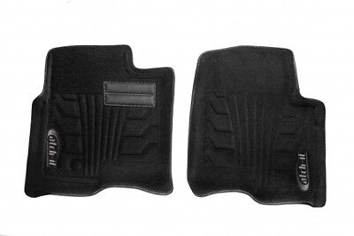 - FRONT Floor Liners Molded Fit 2 Piece 583064 For: HYUNDAI SANTA FE 2007-2012