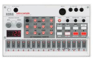 Korg Volca Sample with Power Converter