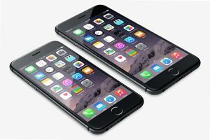iPhone 6 and 6Plus locked to Bell