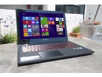 Lenovo Y50-70 gaming laptop.