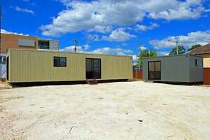 12m x 3m Two Bedroom Granny Flat / Portable Building Canberra City North Canberra Preview