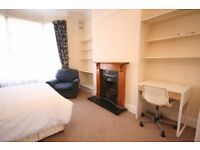 Lovely large double room available