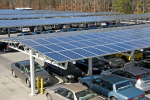 Solar Carports (Net Metering) - NOW $22, 995
