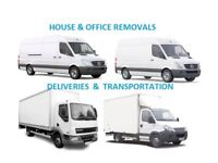 Man and Van Hire House Removals Office Moving Van Delivery Rubbish Removals London Kent Essex