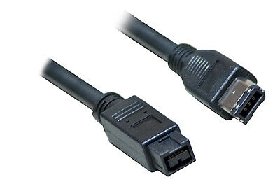 3M Firewire 800A 400 9 Pines A 6 Polos Cable IEEE1394B IEEE1394...
