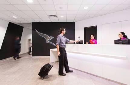 2 Qantas Lounge Access (Long Expiry 16th November 2018)