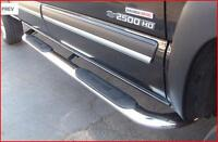 Marchepieds Tub 3'' Chrome Chevrolet Colorado CrewCab 04-12