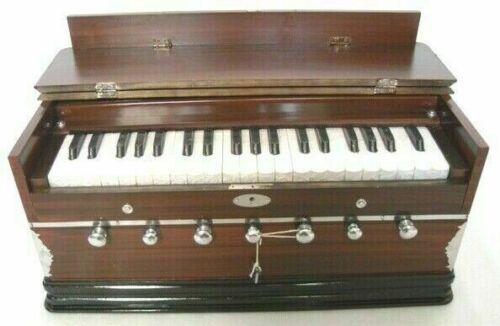 Professional Musical High Class Sound 7 Stopper Double Bellow 39 Key Harmonium.