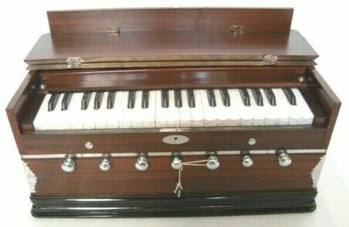 Professional Musical High Class Sound 7 Stopper Double Bellow 39 Key Harmonium