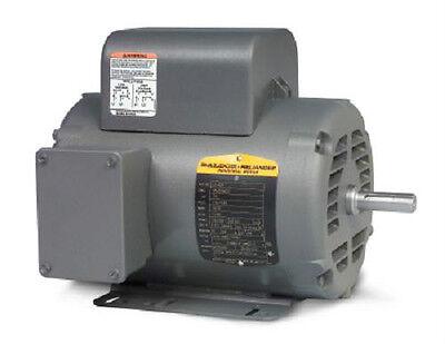 L1322t 2 Hp 1725 Rpm New Baldor Air Compressor Electric Motor