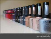 CND Shellac Colours
