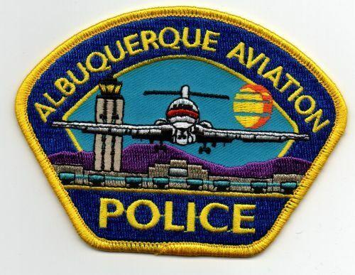 NEW MEXICO NM ALBUQUERQUE POLICE AVIATION NICE PATCH SHERIFF