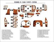 1997 Ford F150 Dash